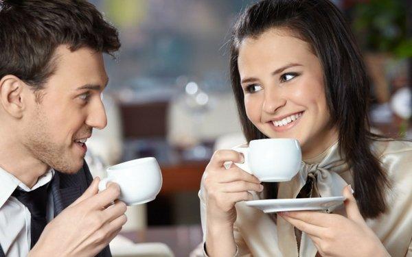 café mancha los dientes
