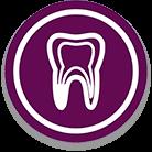 icono de diente