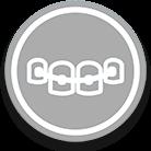 icono gris de ortodoncia