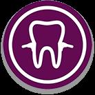 icono de periodoncia