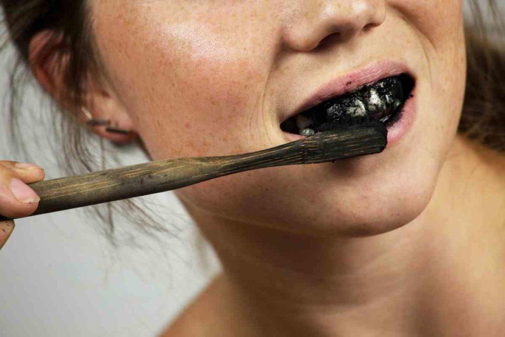 carbon activo dientes